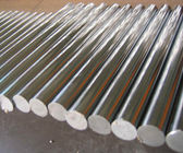 1m - 8m Length Chrome Plated Piston Rod , Hydraulic Cylinder Piston Rod