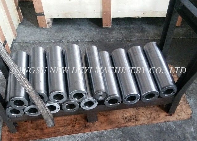 Hot Rolled Hollow Round Bar CK45 20MnV6 with Chrome Plated For Hydraulic Cylinder