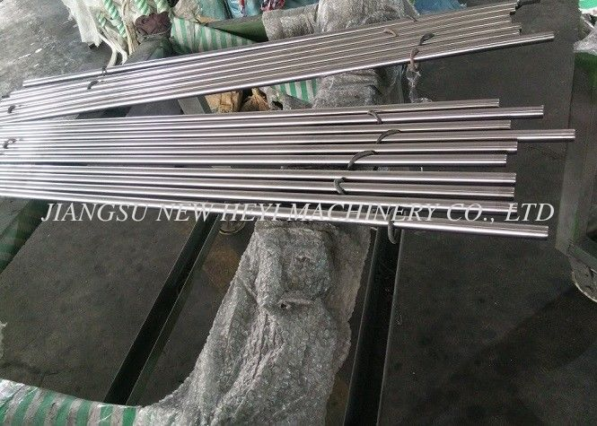 Precision Round Induction Hardened Bar Heat treatment With 1000mm - 8000mm
