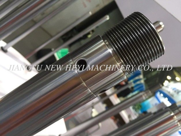 Micro Alloy Steel Hard Chrome Plated Bars / High Strength Chrome Plated Tubing