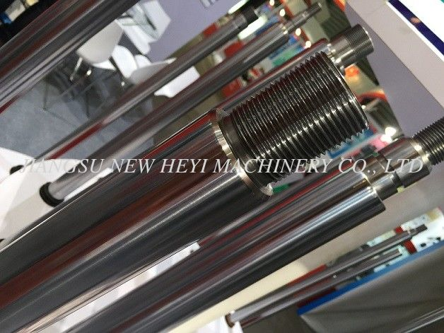 20-30 Micron F7 Hydraulic Piston Rods Micro Alloy Steel ISO Approval
