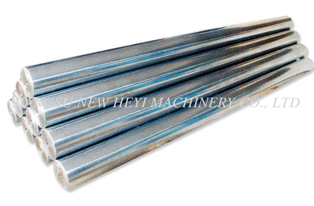 Hydraulic Hard Chrome Plated Steel Tubing / Chrome Plated Shafts